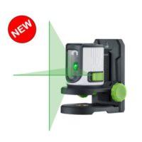 Laserliner – EasyCross-Laser Green Set