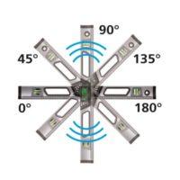 Laserliner- Niveau électronique  DgiLevel Plus – 60 cm