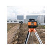 GeoFennel – FL 150H-G – Tracking – Laser rotatif H + V double pente