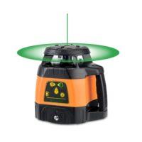 GeoFennel – FLG 245HV-GREEN – Laser rotatif horizontal + vertical