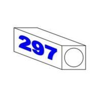 """Papier pour traceur –  """"résistant à l'eau""""  – 90 gm2 – 297 mm x 50 m"""