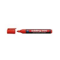 EDDING Permanent Marker 300 1,5-3 mm – rouge
