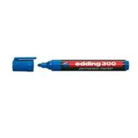 EDDING Permanent Marker 300 1,5-3 mm – bleu
