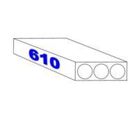 Papier pou traceur – COUCHÉ en rouleaux – 90 gm2 – 610 mm