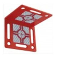 Plaques de mesure d'angle (RS 80) – rouge