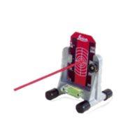 LEICA – Laser de canalisation – Cible rouge 300 mm sur support
