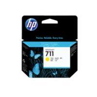 HP – Cartouche d'encre No. 711 – jaune – 29 ml