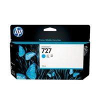 HP – Cartouche d'encre  727 – cyan – 130 ml