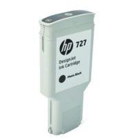 HP – Cartouche d'encre  727 – photo noir – 300 ml