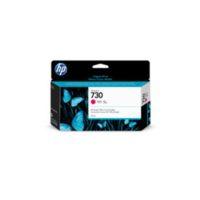HP – Cartouche d'encre  No. 730 – magenta – 130 ml