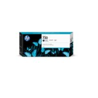HP – Cartouche d'encre  No. 730 – noir mat – 300 ml