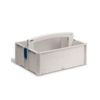 TANOS – Systainer Tool-Box 1 – gris clair