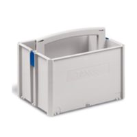 TANOS – Systainer Tool-Box 2 – gris clair