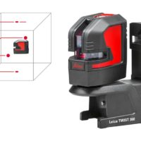 Leica – Laser à points et lignes LINO – L2P5-1