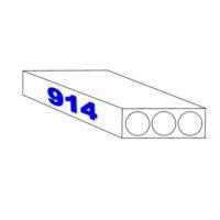 Papier pou traceur – COUCHÉ en rouleaux – 90 gm2 – 914 mm