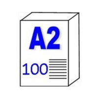 """Papier pour traceur et Imprimante """"Transparent""""  90gm2 – A2"""