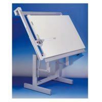 Table à dessin –   avec appareil à dessiner LW1 – 100 x 200 cm