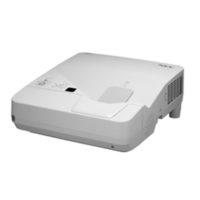NEC  – Projecteur – UM351W 16:10 – 3500 ANSI Lumen