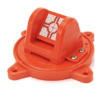Point de visée réflecteur rotatifs pivotables RS193M – Rouge – Version Magnétique