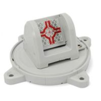 Point de visée réflecteur rotatifs pivotables RS192M – Gris – Version Magnétique
