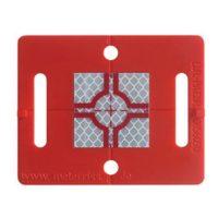 Plaquette de mesure – RS51 – rouge