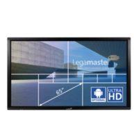 """Legamaster – e-screen ETX-6510 UHD 65"""" noir"""