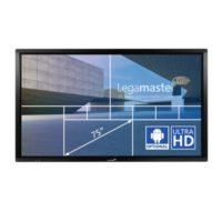 """Legamaster – e-screen ETX-7510 UHD 75"""" noir"""