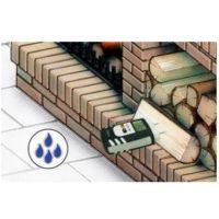 Appareil permettant de mesurer l'humidité du bois – DampFinder Home