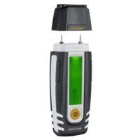 Appareil permettant de mesurer l'humidité du bois – DampFinder Compact