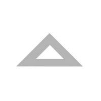 AKRYLA – Équerre à dessiner – 26 cm – 45° – 1.5 mm