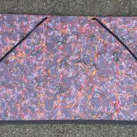 Cartables à dessin en carton selon photo – 37 x 52 cm avec élastique
