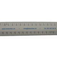 Règle de réduction avec 4 échelles – 15 cm