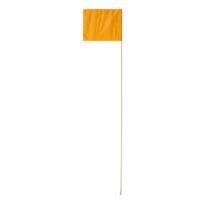 Drapeau de marquage – jaune