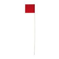 Drapeau de marquage – rouge