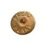 Cheville sans tige en laiton – «GRENZPUNKT» – par 50 Stück