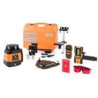GeoFennel – FL 300HV-G – EasyGRADE – Le laser pente le plus simple