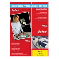 FOLEX – Film Laser BG-71 – 100 my – A4
