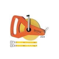 RICHTER – Chevillère à ruban en fibre de verre – sur cadre PVC – 30 m – Type B