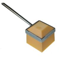 Support de maintien pour pour tête de protection 100 x 100 mm