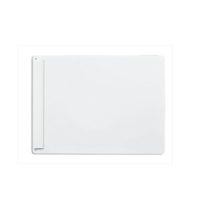 ECOBRA – Plaque d'écriture en plastique – A3 – blanc