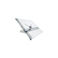 ROTRING – Planche à dessin A2 avec règle en T et dispositif d'inclinable réglable