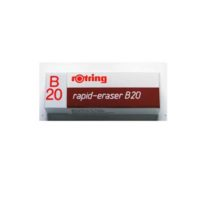 ROTRING – Gomme RAPID B20