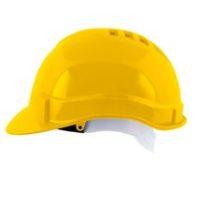 Casque de chantier Hugo – jaune