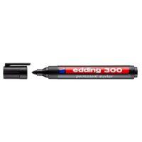 EDDING Permanent Marker 300 1,5-3 mm noir
