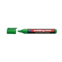 EDDING Permanent Marker 300 1,5-3 mm – vert
