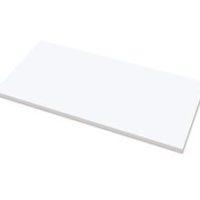 FELLOWES Levado plateau pour bureau -1600 mm x 800 mm Blanc PROMO