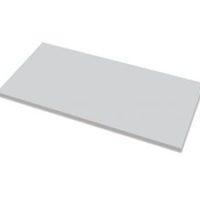 FELLOWES Levado plateau pour bureau -1600 mm x 800 mm GRIS PROMO