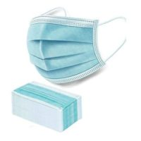 Masques d'hygiène type II – 3 couches – 50 pièces
