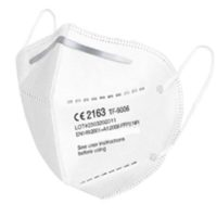 NEUTRAL Masques FFP2 574514 blanc,