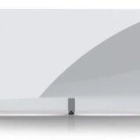 MAGNETOPLAN – Mur de protection hygiénique 1200 x 600 mm – Verre acrylique, avec pince